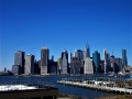 Pohled z Brooklynu