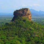 Šrí lanka, Dambulla – Chrámové jeskyně, zbytky skalních chrámů a sloní safari 4. část