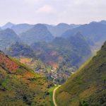 Vietnam, Ha Giang north extreme motorbike loop – známý okruh v severním Vietnamu